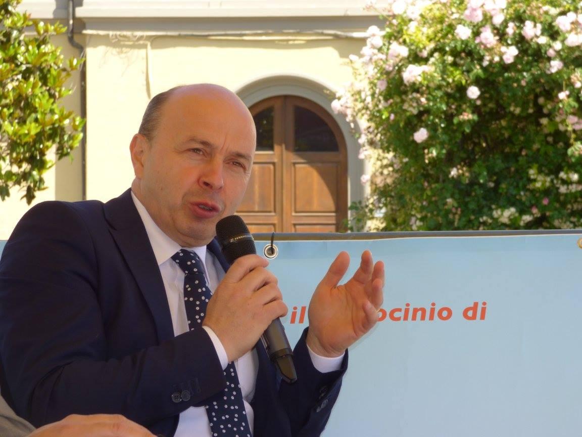 Il Presidente Sereni
